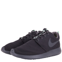 NIKE COLLECTIONS - ROSHE - Nike Womens Roshe Run - Black Anthracite Arctic Green Volt - Buy Online at DTLR