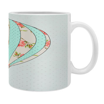 Allyson Johnson Fly Away With Me Coffee Mug