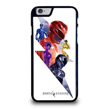 NEW MIGHTY MORPHIN POWER RANGERS iPhone 6 / 6S Case Cover