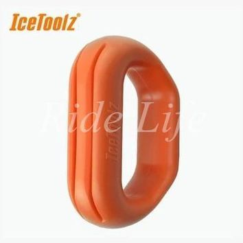 Taiwan IceToolz 12T4 bladed aero spoke catcher holder/Xpert Bladed Bike Bycicle Spoke Catcher/ Patented bicycle repair tools