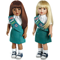 Girl Scout Dolls