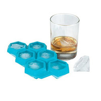 Iced OutTM Diamond Silicone Ice Cube Tray by TrueZoo