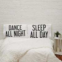 Gypsy Warrior Dance All Night Pillowcase Set