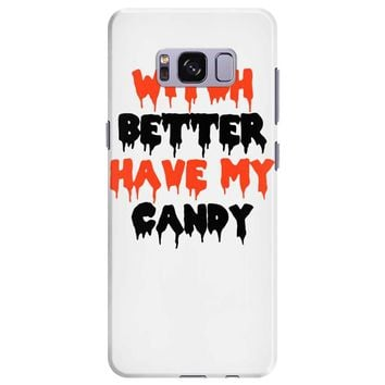 witch better have my candy Samsung Galaxy S8 Plus