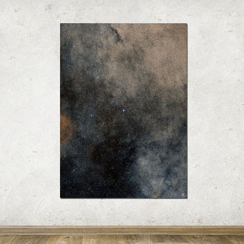"""Sale* 58"""" x 78"""" - Space Photography, Large Print of Terzan Galaxy"""