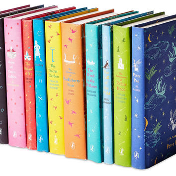 Full Puffin Collection, Set of 13, Non-Fiction Books