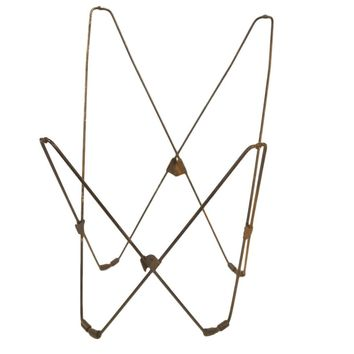 Mid Century Vintage Butterfly Chair Frame