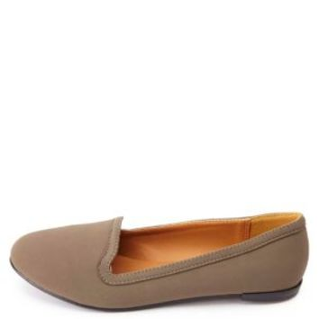 Essential Smoking Slipper Loafers by Charlotte Russe