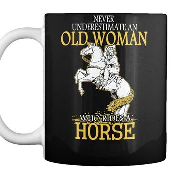 Limited - Western Old Woman Mug
