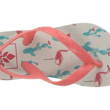 Reef Kids Mini Reef Escape Prints (Infant/Toddler) Turquoise Cactus - Zappos.com Free Shipping BOTH Ways