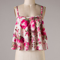 Floral Beauty Top