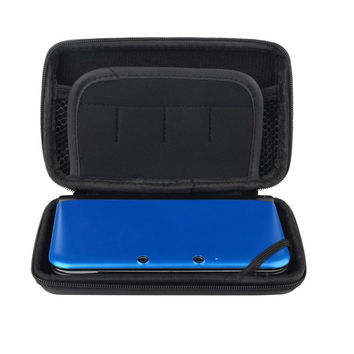 New Cool EVA Skin Hard Case Bag Carry Pouch Storage Travel Case Cover For Nintendo 3DS LL Black