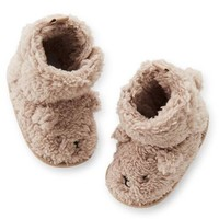 Carter's Bear Baby Slippers