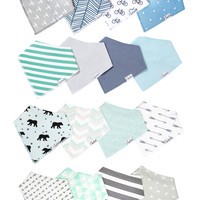 Baby Boy Bib Bundle