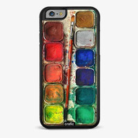 Watercolor Set iPhone 6 Case | crafic