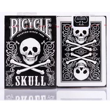 Bicycle Skull Playing Cards Original Poker Cards