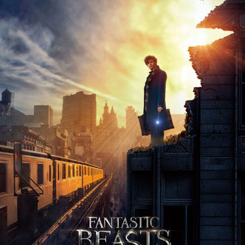 Fantastic Beasts - One Sheet Movie Poster 23x34 RP14869 UPC882663048694