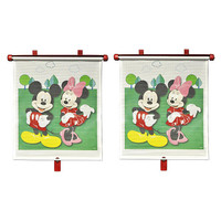The First Years Mickey & Minnie Mouse Sunshade 2-Pack