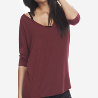 Express One Eleven London Tee from EXPRESS