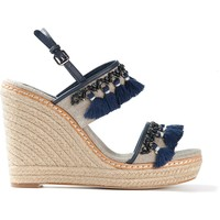 Tory Burch Tassel Wedge Heel