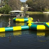 Sports Tramp H23 TR-LG20 20 Ft. Water Trampoline Log