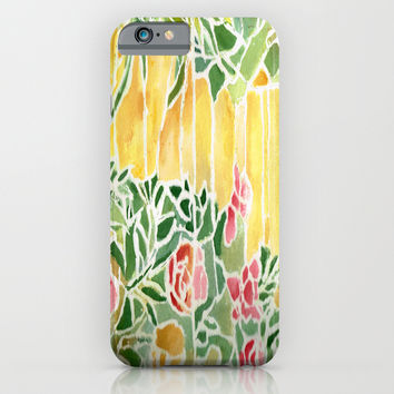 Tiffany Inspired iPhone & iPod Case by Rosie Brown