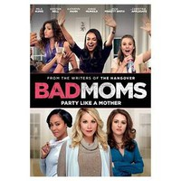 dvd_video Bad Moms (DVD)