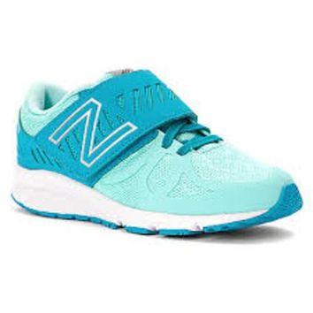 New Balance Vazee Rush KVRUSSGP ~ Running Shoe ~Sea Glass/Blue~Hook & Loop
