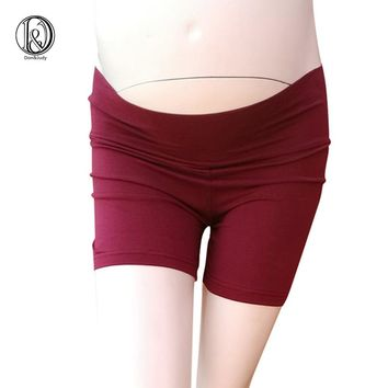 Handcraft Stretch Soft Cotton Shorts for Maternity Photo Maternity Photography Props BABY SHOWER GIFT