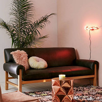 Cresley Leather Sofa | Urban Outfitters