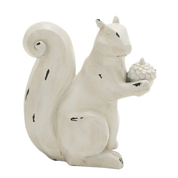 Adorable & Exclusive Squirrel Figurine