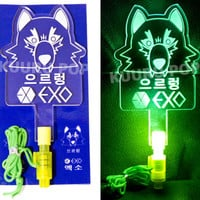 EXO Wolf Glow Light Stick *-IN UK-* Kpop K-pop Glowstick Lightstick Growl EXO-K