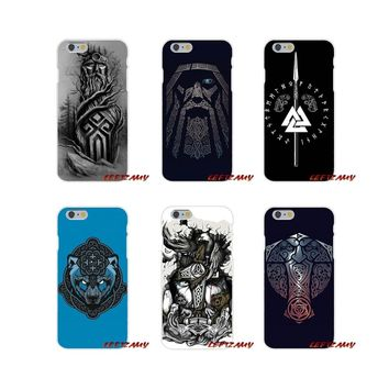 vikings Ragnar Vikings Season 3 Slim Silicone phone Case For Samsung Galaxy S3 S4 S5 MINI S6 S7 edge S8 S9 Plus Note 2 3 4 5 8