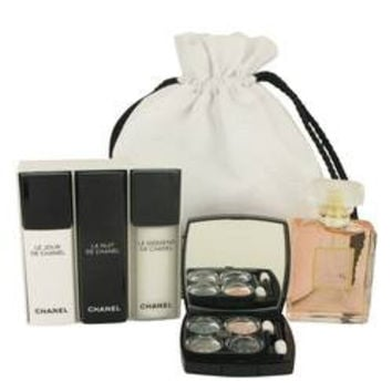 Coco Mademoiselle Gift Set By Chanel