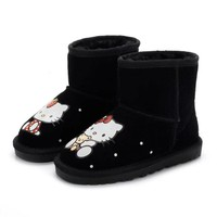 UGG Baby The small animals snow boots-3