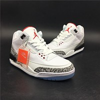 "Air Jordan 3 NRG ""Free Throw Line"" 923096-101"