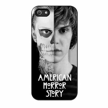 evan peter american horror story cases for iphone se 5 5s 5c 4 4s 6 6s plus