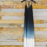 Serena Ombre Maxi Dress