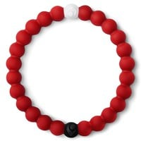 (RED) x Lokai Global Fund Red Bracelet | Nordstrom
