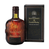 Buchanans Special Reserve 18 Year Scotch Whisky 750ml