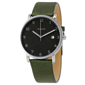 Skagen Hagen Grey Dia Mens Watch SKW6306