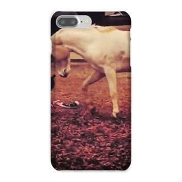 Horse Playin Phone Case