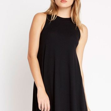 Spice It Up Trapeze Swing Dress