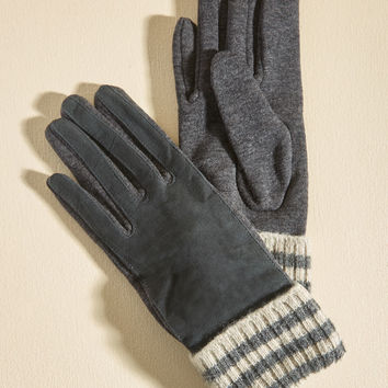 Make Up for Frost Time Gloves | Mod Retro Vintage Hats | ModCloth.com