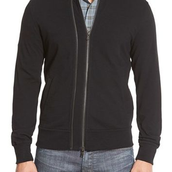Men's John Varvatos Star USA Lightweight Knit Zip Jacket,