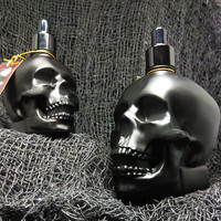 The Skull - Beard Oil Bottle