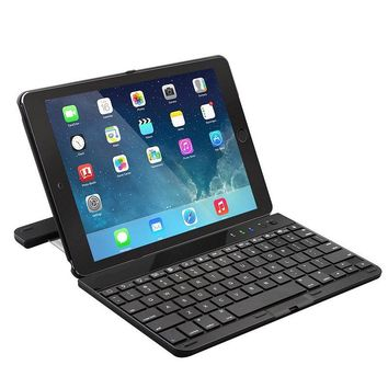Tablet Case Wireless Bluetooth keyboard For Apple iPad Air 2 Case Cover With Keyboard 360 Degrees Rotation Design Stand Shell