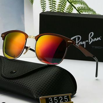 Ray-Ban 2018 Hipster Couple Color Film High Quality Sunglasses F-A-SDYJ NO.3