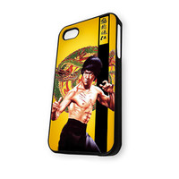 Bruce Lee Dragon Style iPhone 5C Case