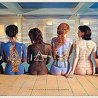 PINK FLOYD WOMEN BACK ALBUM COVERS POSTER - NEW 24X36